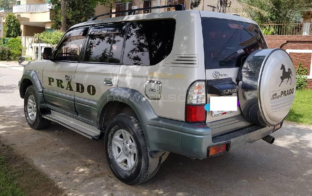 ٹویوٹا پراڈو TX 3.0D 1999 Image-1