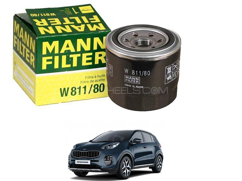 Kia Sportage 2019-2021 MANN OEM Oil Filter  in Karachi