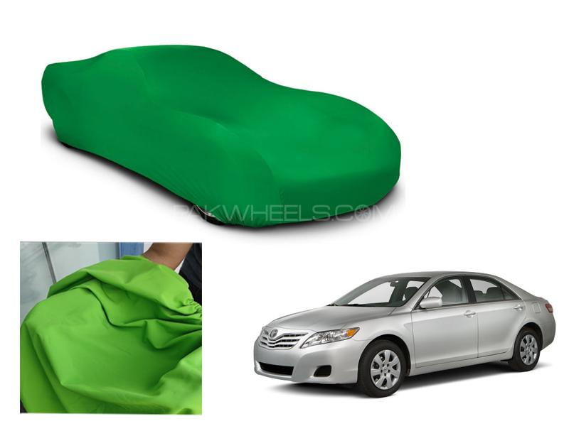 Toyota Camry 2006-2011 Microfiber Coated Anti Scratch And Anti Swirls Water Resistant Top Cover in Lahore