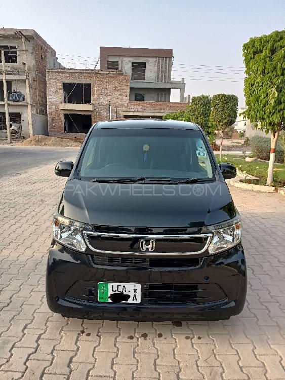 Honda N Wgn Custom G L Package 2016 for sale in Multan ...