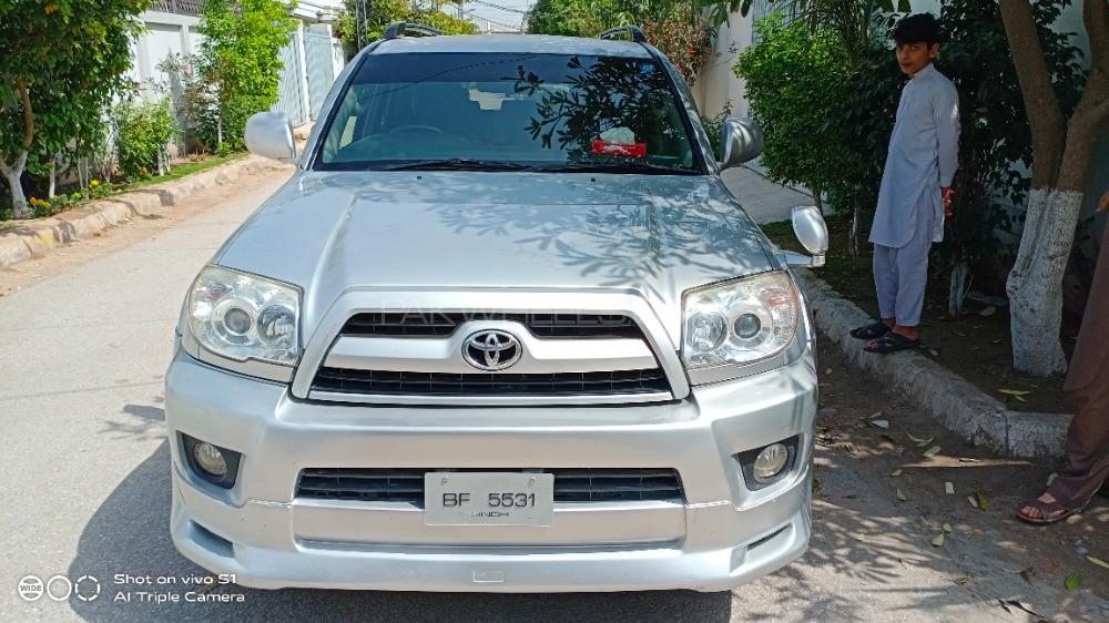 Toyota Surf SSR-X 2.7 2005 Image-1