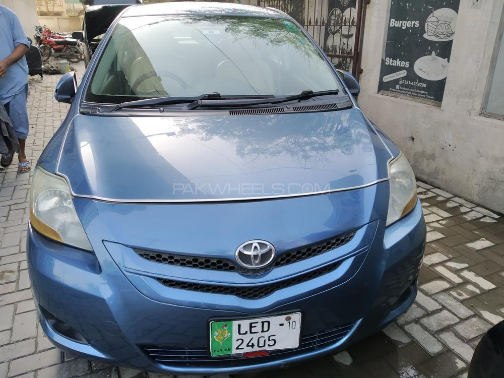 Toyota Belta X 1.0 2008 Image-1