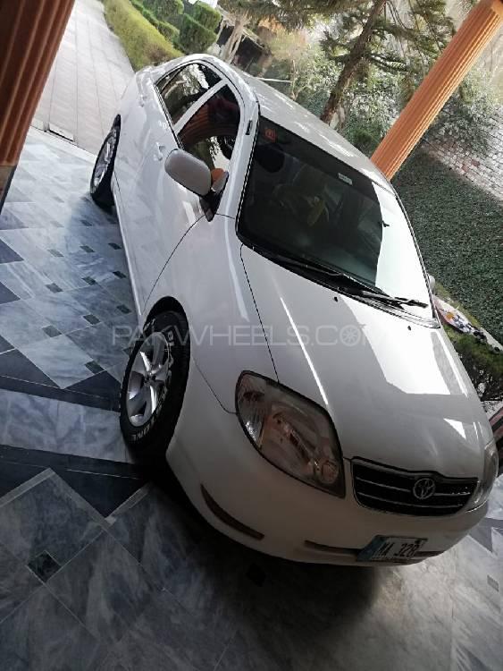 Toyota Corolla Assista X 2003 Image-1