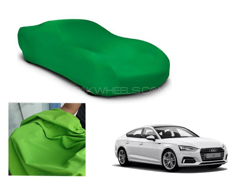 Audi A5 Microfiber Coated Anti Scratch And Anti Swirls Water Resistant Top Cover in Lahore