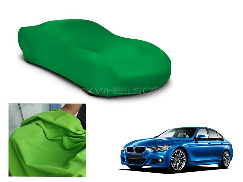 BMW 3 Series Microfiber Coated Anti Scratch And Anti Swirls Water Resistant Top Cover in Lahore