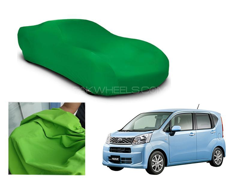 Daihatsu Move Microfiber Coated Anti Scratch And Anti Swirls Water Resistant Top Cover in Lahore