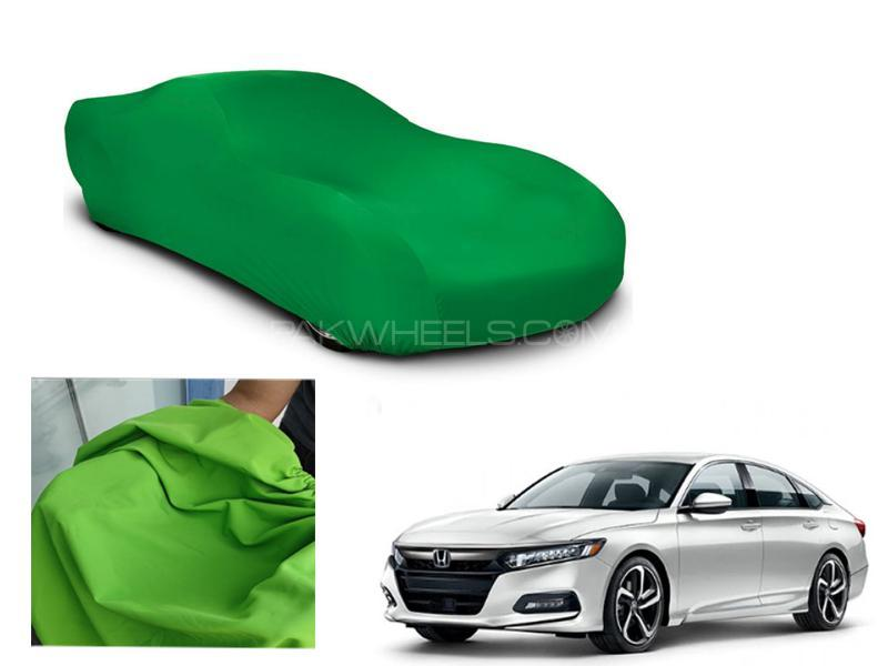 Honda Accord 2020 Microfiber Coated Anti Scratch And Anti Swirls Water Resistant Top Cover in Lahore