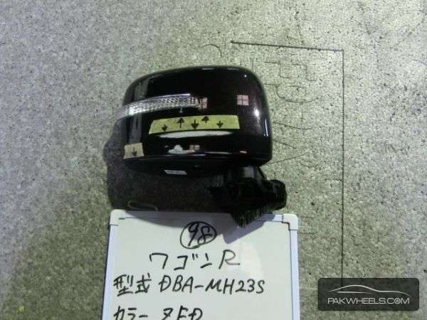 suzuki wagon r side mirror for sale!! Image-1