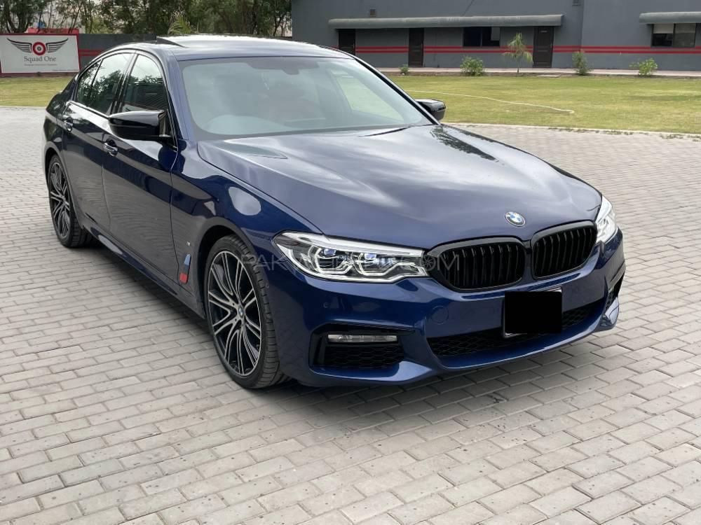 BMW 5 Series 530e 2017 Image-1