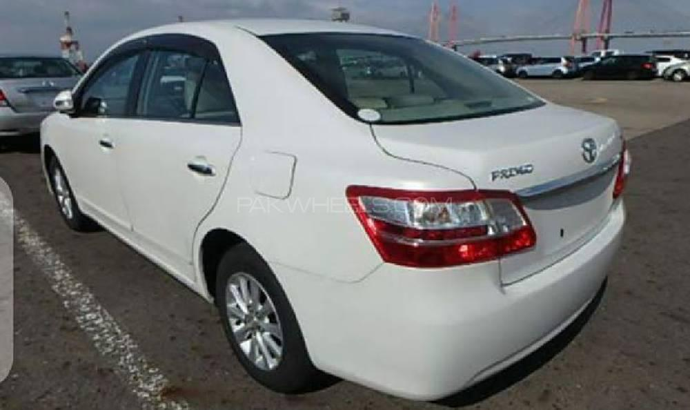 Toyota Premio F L Package Prime Selection 1.5 2014 Image-1