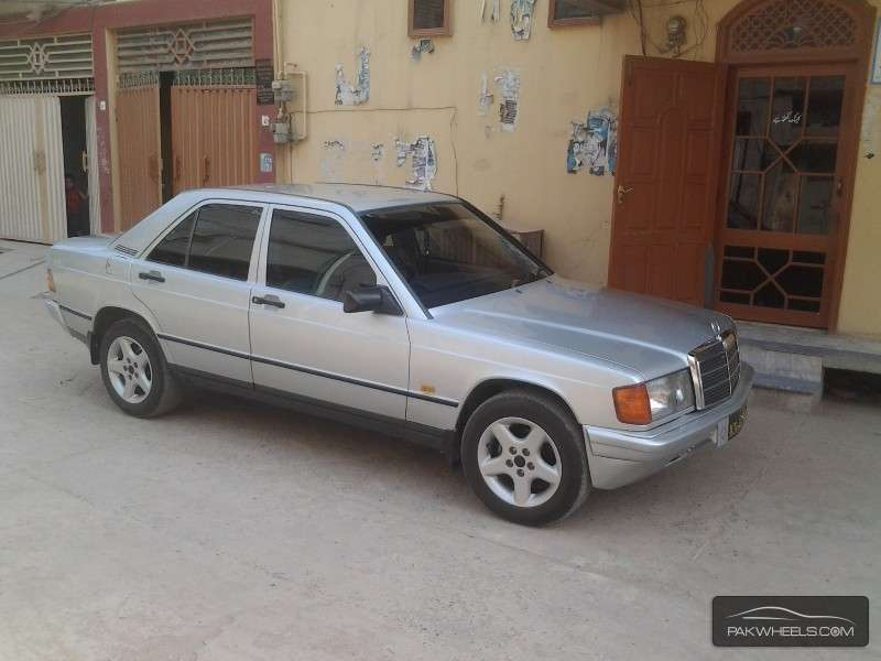 Used mercedes benz e class e190 1988 car for sale in for 1988 mercedes benz