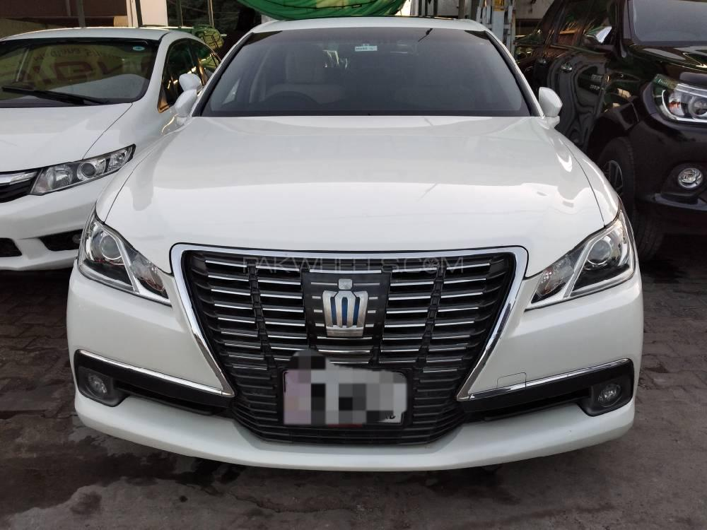 Toyota Crown Royal Saloon G 2014 Image-1
