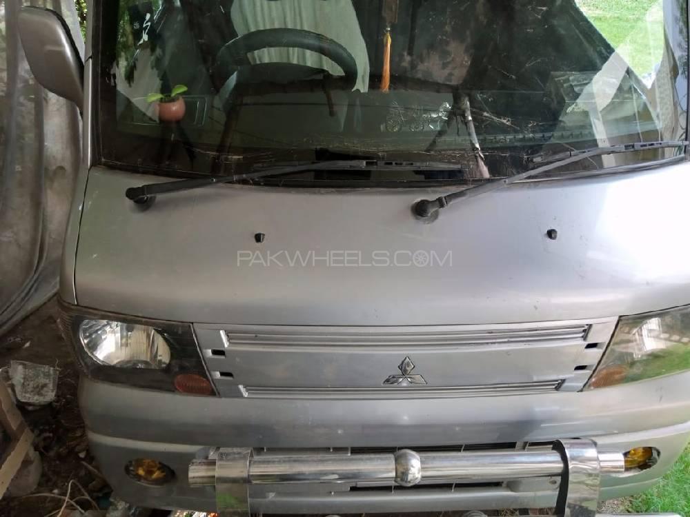 Mitsubishi Minicab Bravo 2008 Image-1