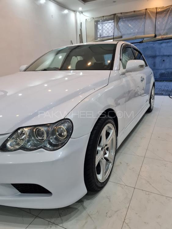 Toyota Mark X 250G F Package Smart Edition 2007 Image-1