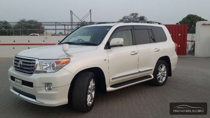 toyota land cruiser zx 2010 for sale in multan pakwheels. Black Bedroom Furniture Sets. Home Design Ideas