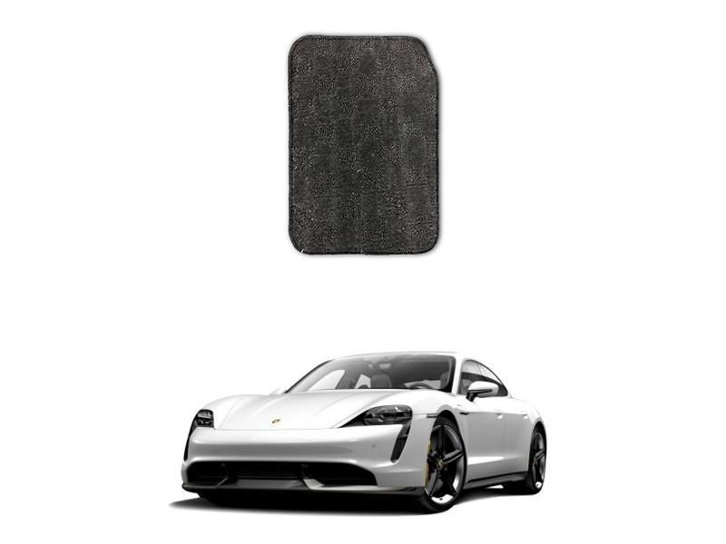 Porsche Taycan Marflex Floor Mats Premium Grey in Lahore