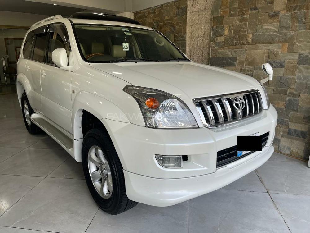 Toyota Prado TZ 4.0 2006 Image-1