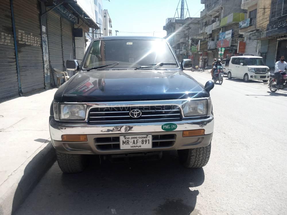 Toyota Surf SSR-X 3.0D 1993 Image-1