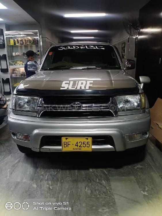 Toyota Surf SSR-X 2.7 1995 Image-1