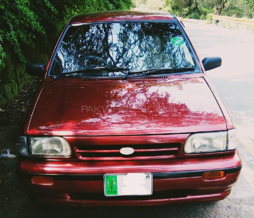 KIA Classic 2001 Image-1