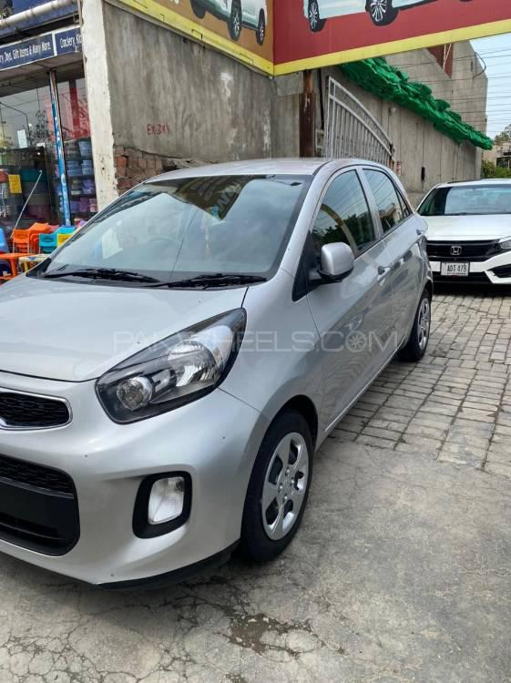 KIA Picanto 1.0 AT 2021 Image-1