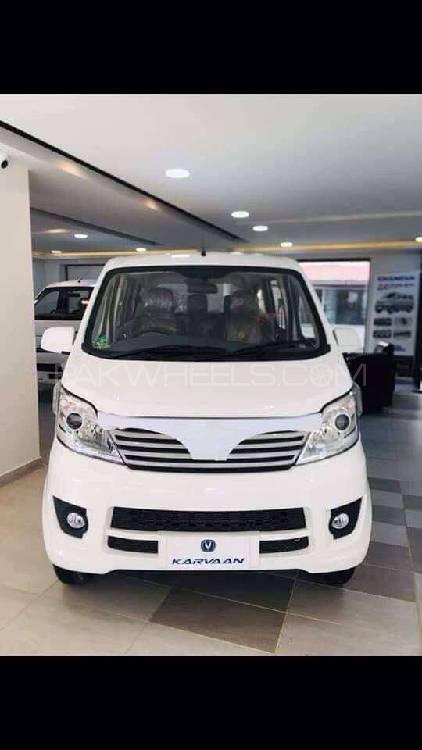 Changan Karvaan Base Model 1.0 2021 Image-1