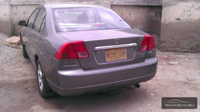 Honda Civic VTi Prosmatec 1.6 2001 Image-2