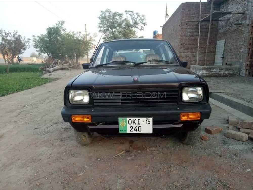 Suzuki FX GA 1990 Image-1