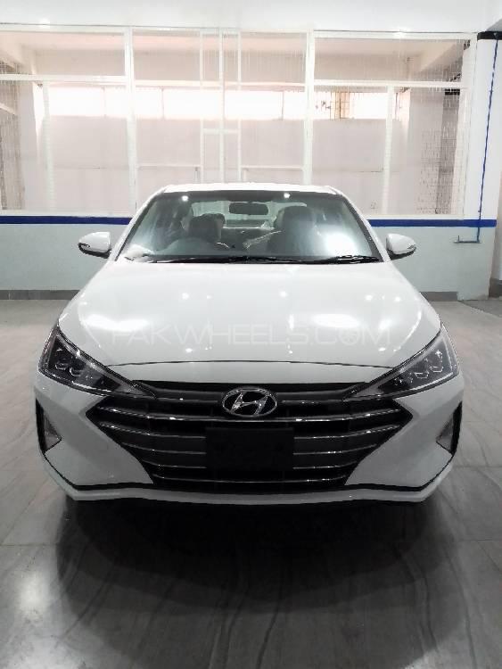 Hyundai Elantra 2021 Image-1