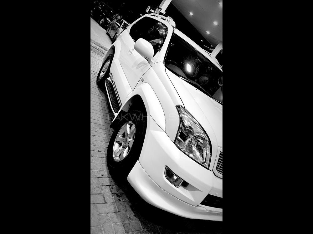 Toyota Prado RX 2.7 (3-Door) 2003 Image-1