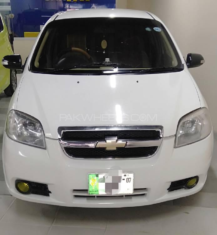 Chevrolet Aveo LT 2007 Image-1