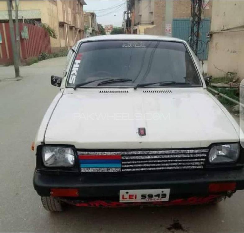 Suzuki FX GA 1985 Image-1