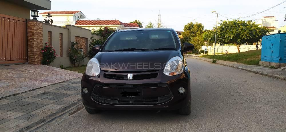 Toyota Passo X V Package 2015 Image-1