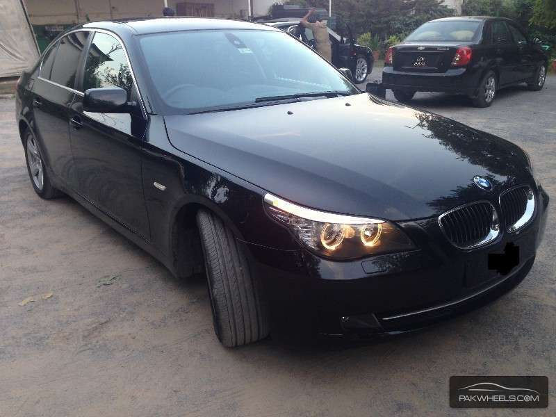 bmw 5 series 523i 2008 for sale in islamabad pakwheels. Black Bedroom Furniture Sets. Home Design Ideas