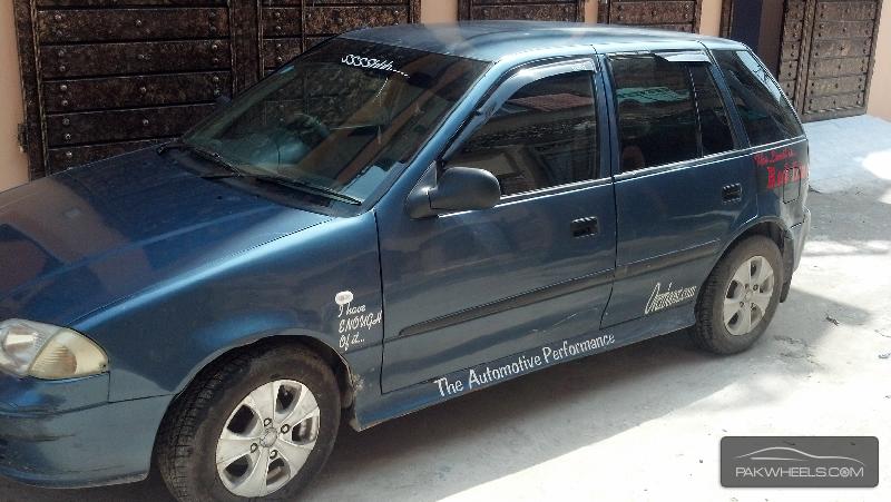 Suzuki Cultus VXR (CNG) 2007 Image-2