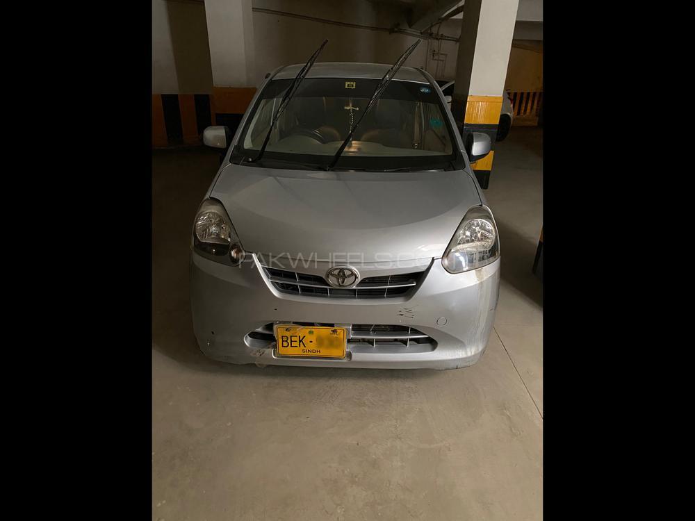Toyota Pixis Epoch L 2012 Image-1