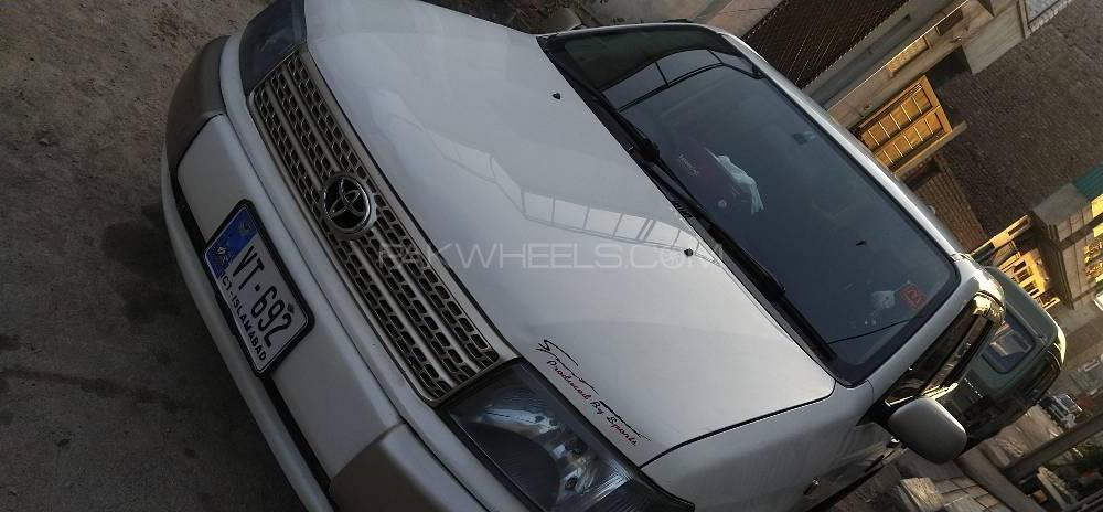 Toyota Probox F Extra Package 2007 Image-1