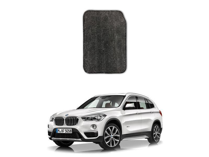 BMW X1 Marflex Floor Mats Premium Grey Image-1