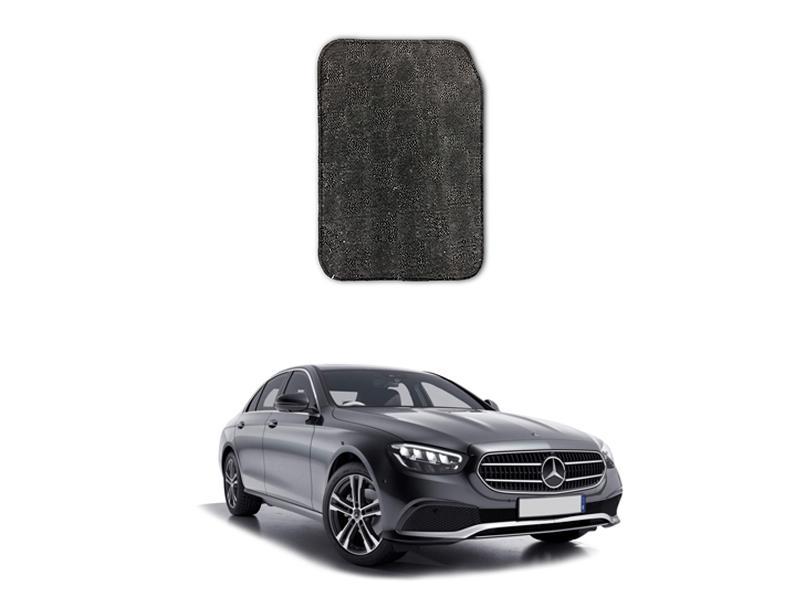 Mercedes E Class 2019-2021 Marflex Floor Mats Premium Grey Image-1