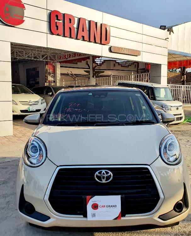 Toyota Passo Moda 2019 Image-1
