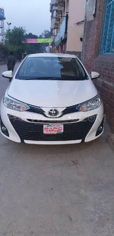 Toyota Corolla Altis 1.8 2020 Image-1