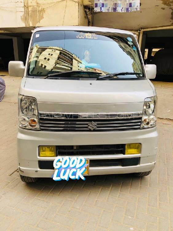 Suzuki Every Wagon PZ Turbo Special 2007 Image-1