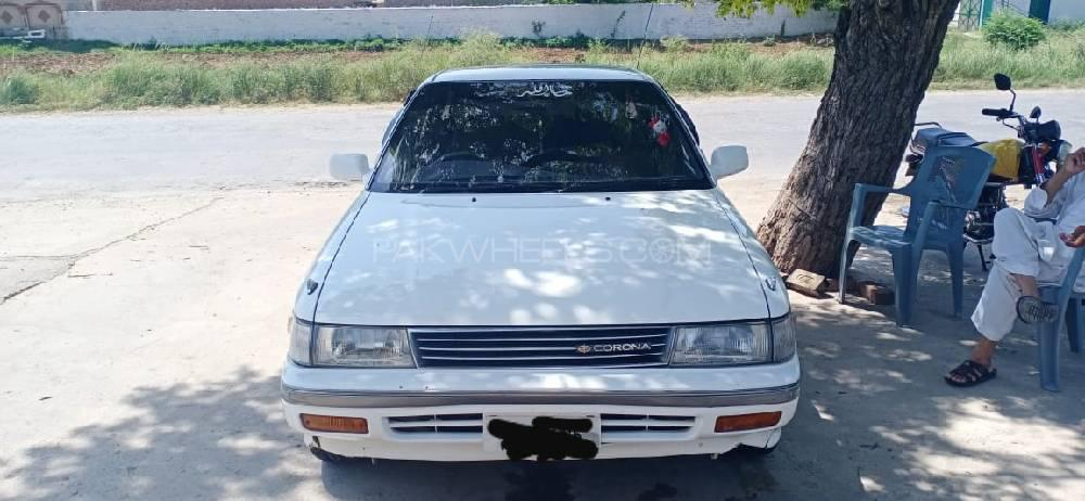 Toyota Corona 1991 Image-1