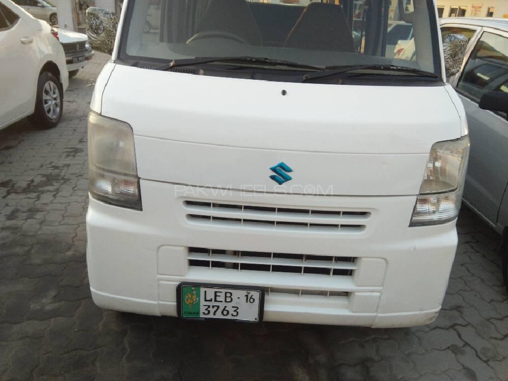 سوزوکی  ایوری ویگن 2010 Image-1