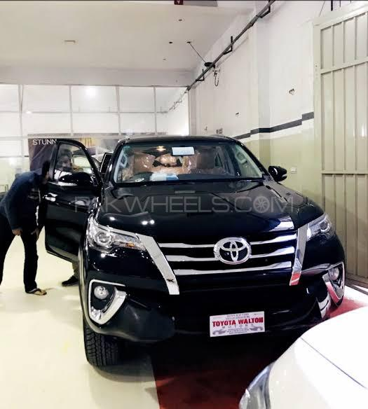 Toyota Fortuner 2.8 Sigma 4 2021 Image-1