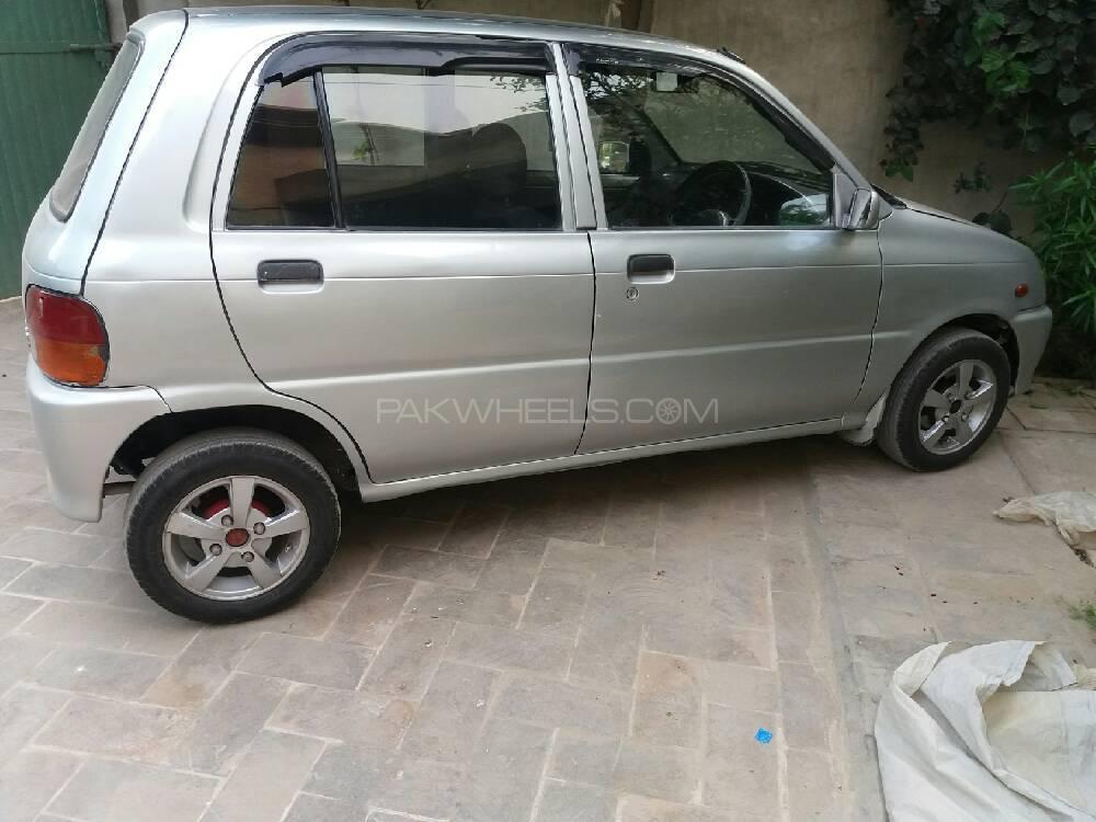 Daihatsu Cuore CL Eco 2003 Image-1
