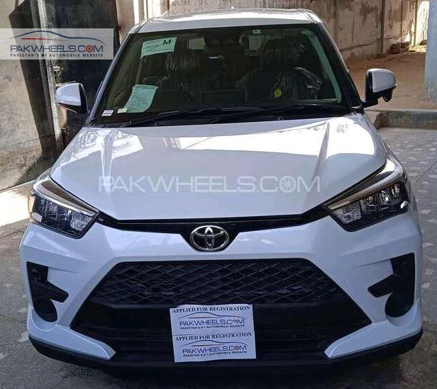 Toyota Raize X  2020 Image-1