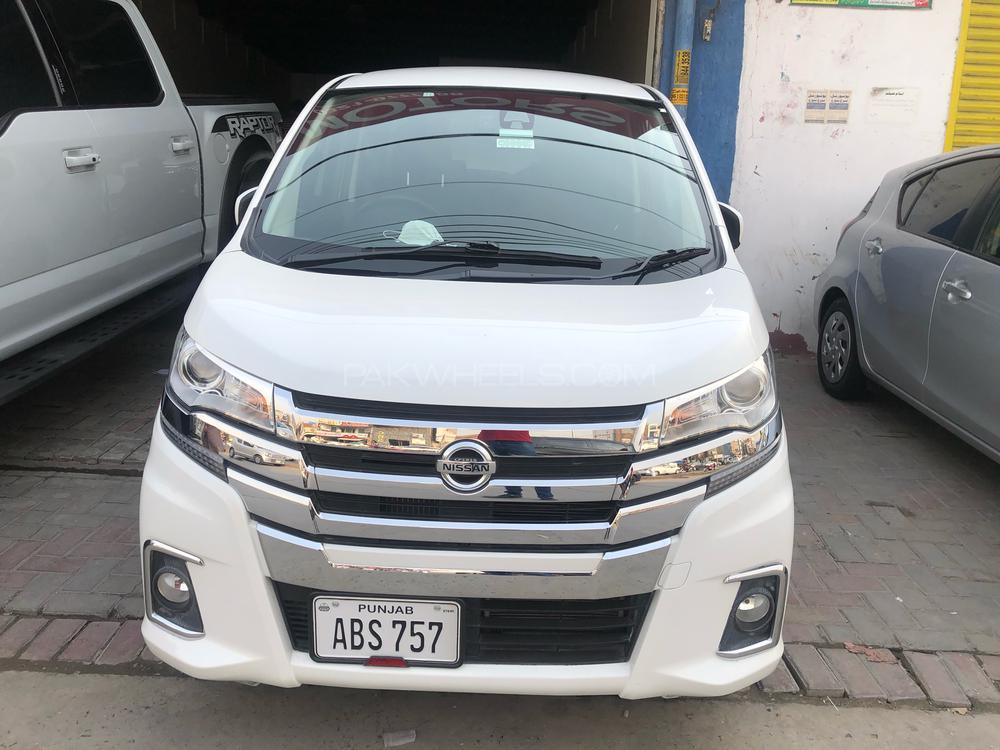 Nissan Dayz Highway Star 2018 Image-1
