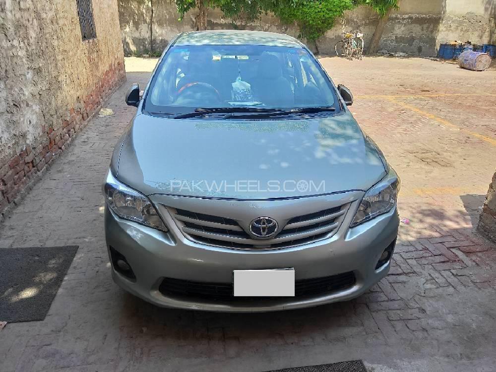 Toyota Corolla Altis Sportivo 1.6 2011 Image-1