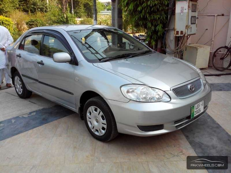 Used Toyota Corolla Gli 2008 Car For Sale In Lahore